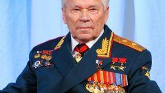 Михаил Калашников: краткая биография