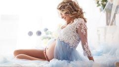 Как во время беременности ухаживать за своим телом