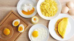 От чего зависит цвет куриного яйца