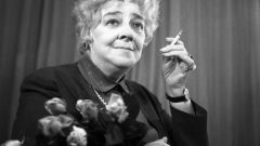 Фаина Раневская: краткая биография