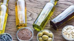 Растительные жиры полезны для красоты и молодости кожи