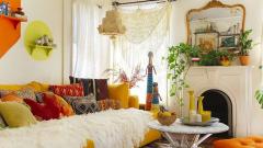 Как создать стиль бохо в интерьере квартиры