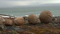 Таинственная Россия: загадочные шары острова Чамп