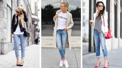 Как выглядеть в джинсах стильно, модно и красиво