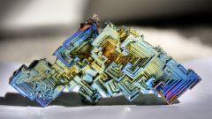 Висмут: магические и лечебные свойства металла, интересные факты