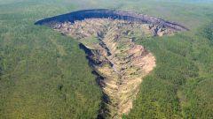 Загадки планеты: Великий Батагайский провал
