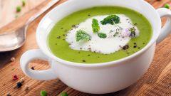 Как приготовить гороховый суп для ребенка