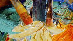 Масляная живопись: как начать писать картины