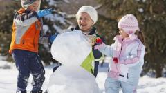 Как развлечь детей в зимние дни
