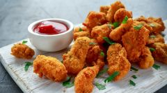 Как приготовить куриные наггетсы: оригинальные рецепты