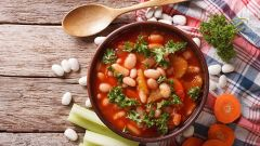 Три супа из фасоли, которые насытят на весь день