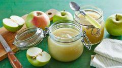 Как приготовить густое яблочное повидло и вкусное яблочное пюре