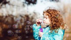 Как сделать раствор для мыльных пузырей в домашних условиях