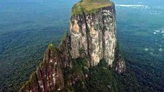 Затерянный мир на вершине горы Сарисаринама