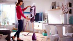 Функционал и советы по использованию домашнего отпаривателя для одежды