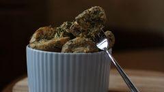 Как приготовить шампиньоны в сливочном соусе