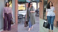 6 правил по стилю для женщин размера +size