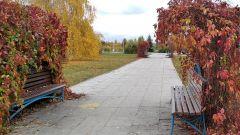 Парк Тысячелетия в Казани: уютное место отдыха