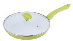 Сковороды bekker с керамическим покрытием