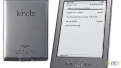 Электронная книга Amazon Kindle 4 Wi-Fi