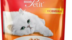Gourmet mon Petti для кошек
