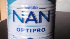Детская молочная смесь Nestle NAN 3