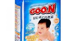 Подгузники фирмы GOON