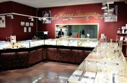 Магазин ювелирных украшений