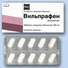 Вильпрафен – поможет при многих инфекциях