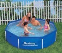 Каркасный бассейн bestway – радость для детей и взрослых!