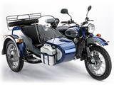 Мотоцикл `урал` - простое и надежное транспортное средство