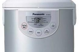 Panasonic sr-tmb18 - простая, но хорошая мультиварка!