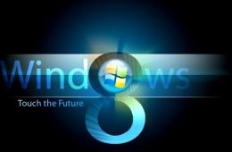 Придется привыкать к windows 8