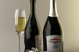 Мое любимое шампанское asti martini