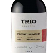Красное вино trio reserva concha y toro