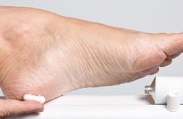 """Гель для ног """"Калина"""" - достойная альтернатива дорогим брендовым гелям"""