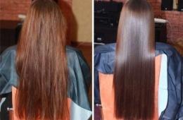 Красивые ухоженные волосы, как у девушек с рекламы
