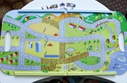 Магнитная игра «Дракоша: правила дорожного движения» - увлекает и развивает!