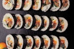 Суши в обеденный перерыв