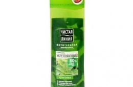 Шампунь для свежести волос