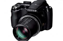 Цифровой FUJIFILM FinePix S4000