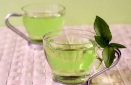 Отличный зеленый чай с прекрасным вкусом