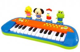 Пианино со зверушками Simba -  приятный звук и качественный дизайн
