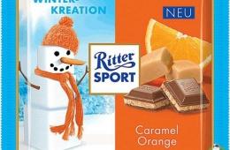 Шоколад Ritter Sport Caramel-Orange