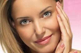 Плацентарный тональный крем для лица Tian De – естественный цвет кожи