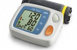 Держи давление под контролем с электронным тонометр Little doctor LD5a
