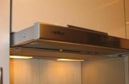 Компактная кухонная вытяжка Elica GEA 60X