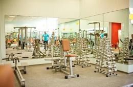 Бюджетный фитнес-клуб «Паллада» на Ярославском