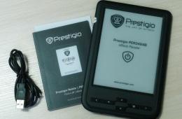 Бюджетный карманный ридер Prestigio PER3464B