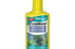 Вода стала кристальной